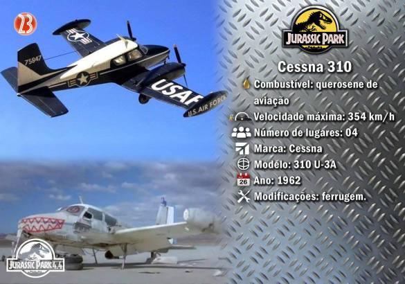 23 Cessna 310