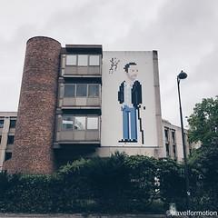 #streetart #master #parisjetaime #paris #visitparis #france #visitfrance #travel #wanderlust #vsco #vscocam #travelphotography #topparisphoto #seemyparis #topfrancephoto #igersparis #guardiantravelsnaps #guardiancities #explore #découvrirensemble