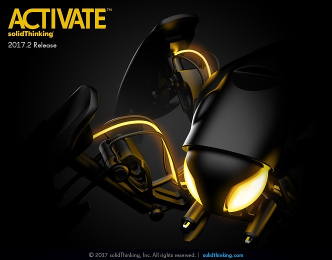 solidThinking Activate 2017.2 Build 4100 full