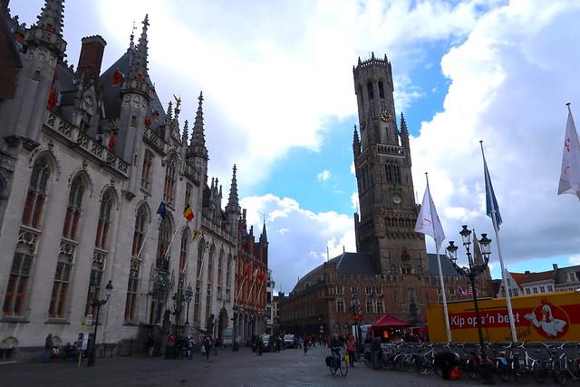 2017 比利時*布魯日*行程 - 【布魯日(Brugge)】完整一日遊散步行程&交通教學! @ // 歐洲生活旅遊日記// :: 痞 ...
