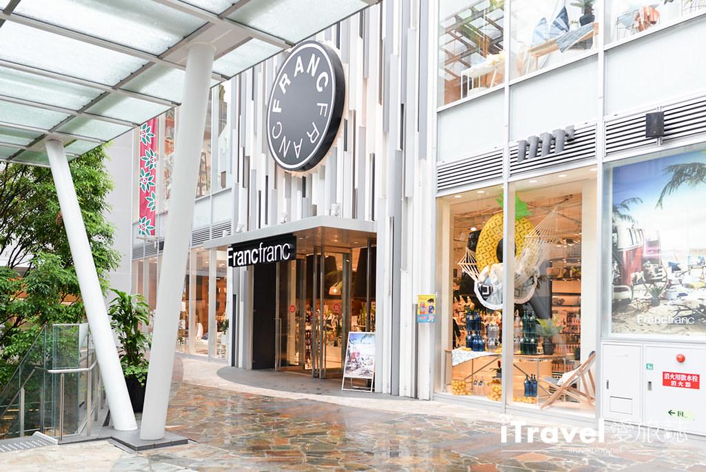 福冈购物商场 生活杂货连锁店Francfranc (3)