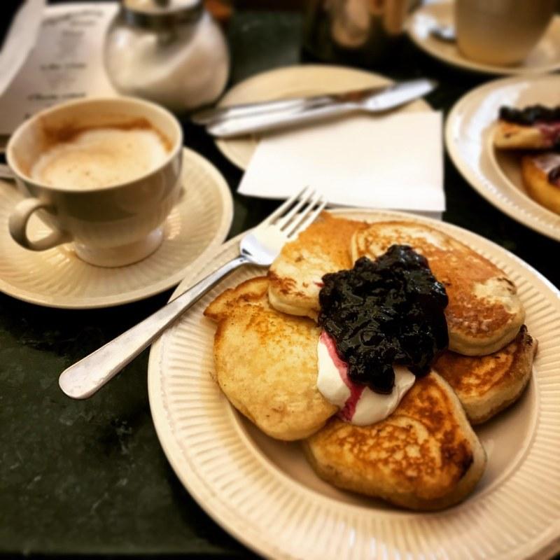 Prague Breakfast