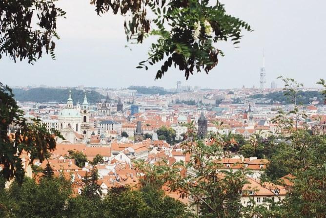 Prahan maisemapaikat | Prague viewpoints