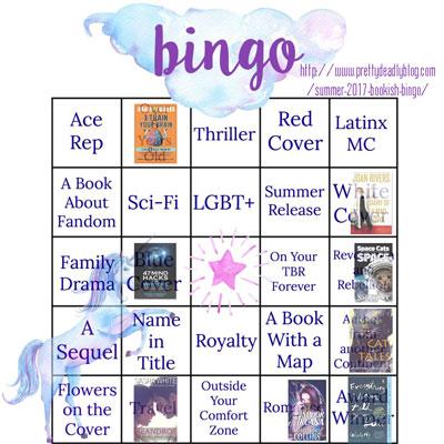 summer 17 bingo July progress