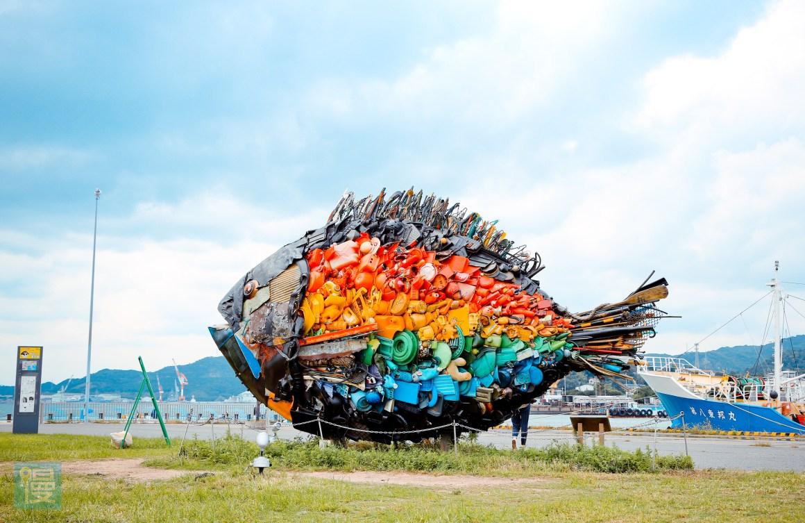 宇野港 乘船跳島與瀨戶內國際藝術祭 2016-383