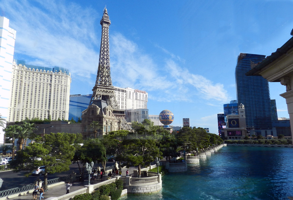 Hotel Paris Las Vegas exterior Las Vegas EEUU 01
