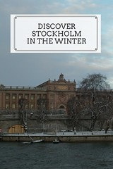 Discover Stockholm in the winter