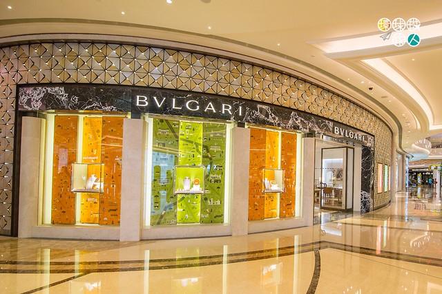 BVLGARI_Store Front