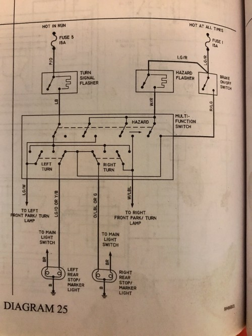small resolution of collins e350 rear brake and turn light wiring question school bus collins bus wiring diagrams source 2004 thomas