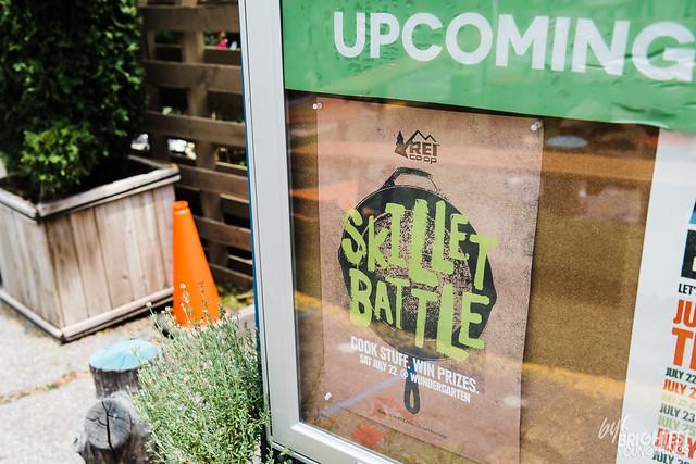 Skillet Battle