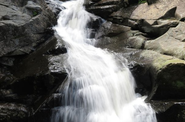 Cascade Stream Gorge Waterfall 1-2