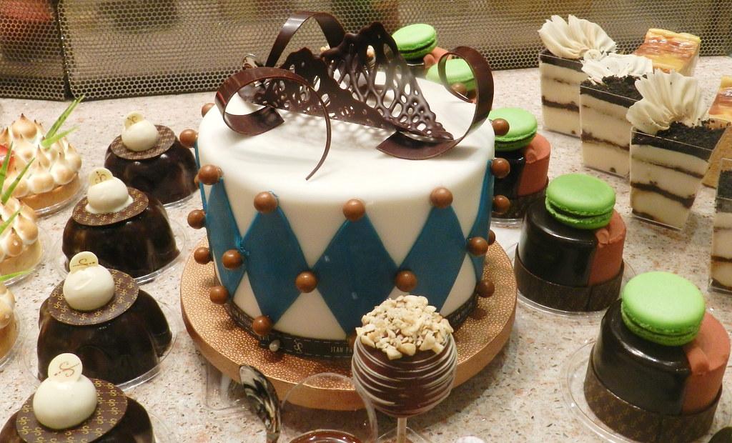 Pasteles tarta chocolate Jean-Philippe Patisserie Hotel Bellagio Las Vegas EEUU 04