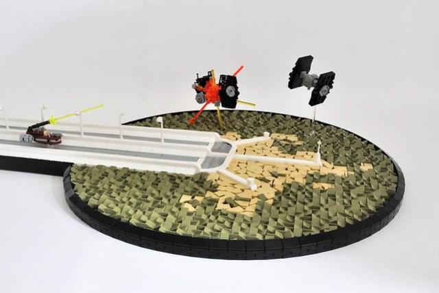Star Wars Ring-worlds: Lothal Highway Terminal