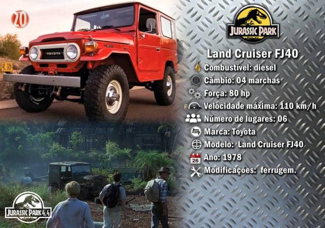 20 Land Cruiser