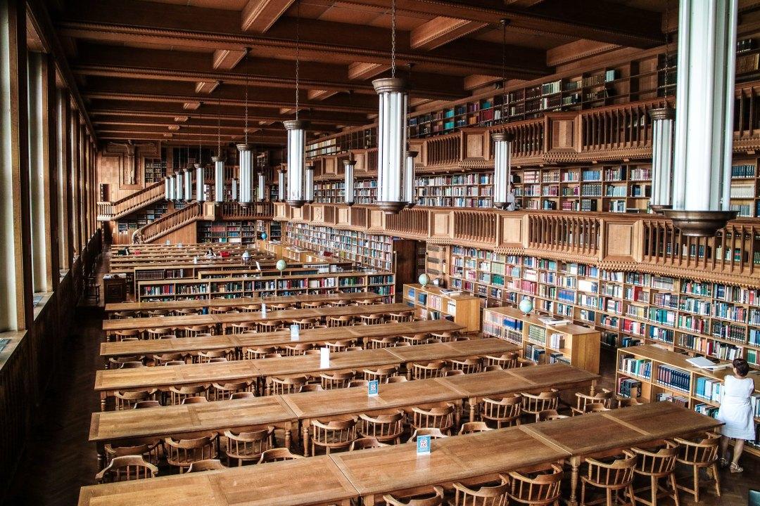 Biblioteca dell'Università di Lovanio