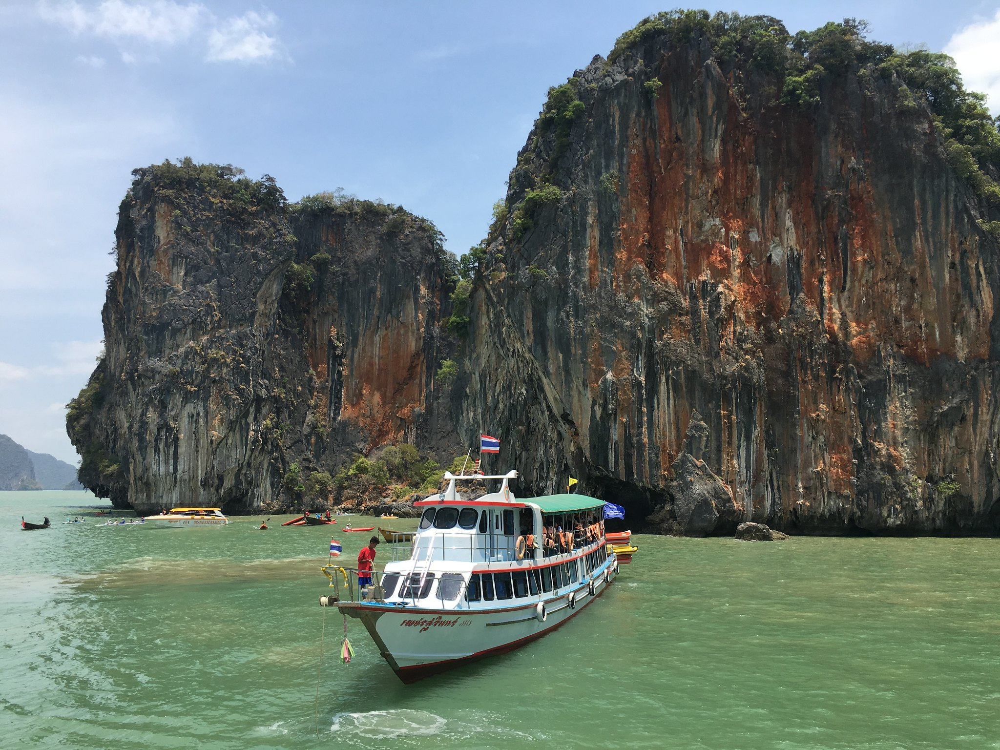Phang Nga Bay | Must See in Phuket Thailand