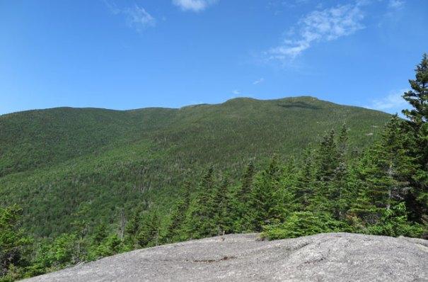 Saddleback Mountain Berry Picker's Trail Ledge