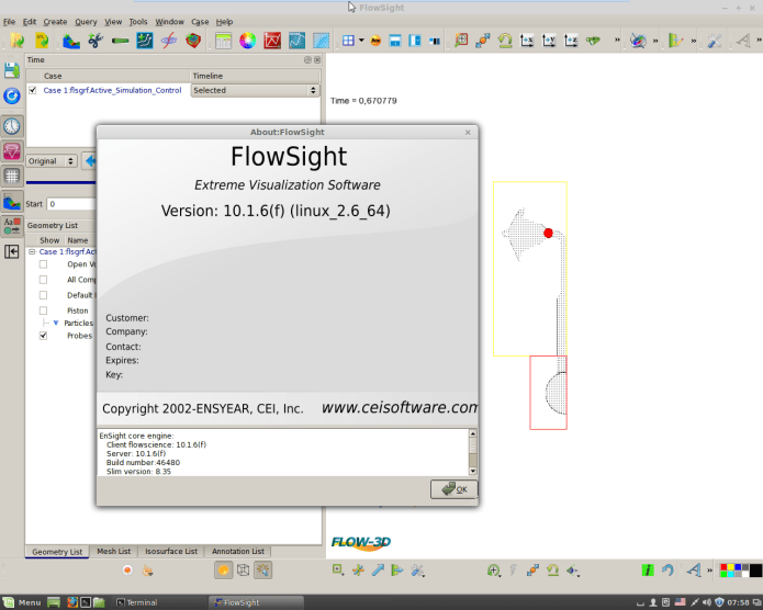 working with Flow Science FLOW-sight 11.2
