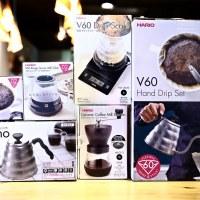 【手沖咖啡教學】HARIO 手沖初階必備六件組(VHDS-02-EX)開箱介紹|操作示範:平衡點咖啡|影片剪輯:咖啡大叔