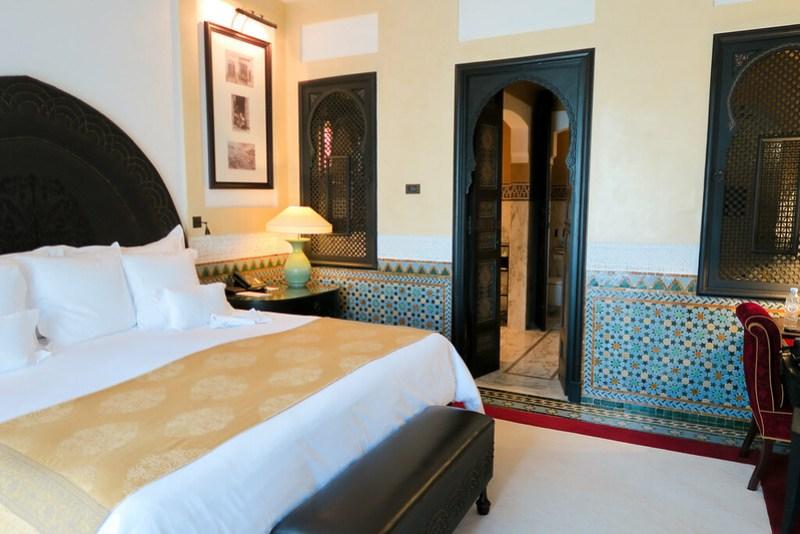 Wanderlust Us Travel Blog - Marrakech Part 1 - La Mamounia Palace