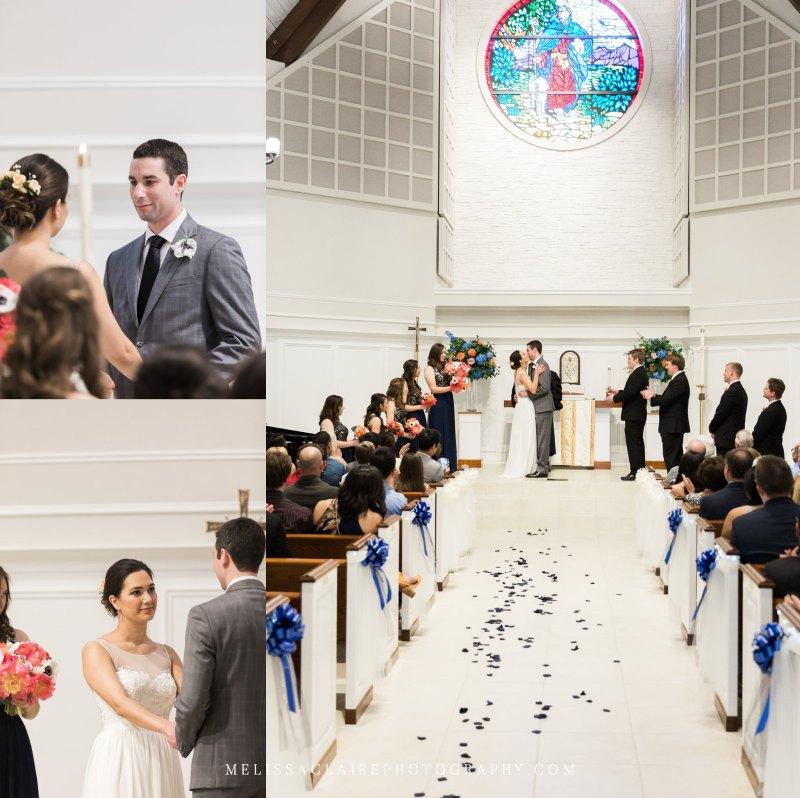 whites chapel umc wedding