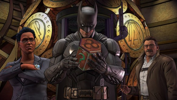 Batman: The Enemy Within - 187757