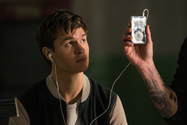 Baby Driver Ansel ipod