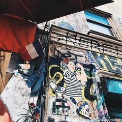 #streetart #parisjetaime #paris #visitparis #france #visitfrance #travel #wanderlust #vsco #vscocam #travelphotography #topparisphoto #seemyparis #topfrancephoto #igersparis #guardiantravelsnaps #guardiancities #explore #découvrirensemble #belleville