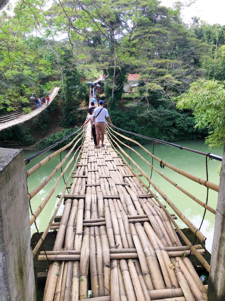 Hanging Bridge Bohol