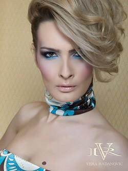 Fashion designer Vera Radanovic. Catalog from collection VeRa