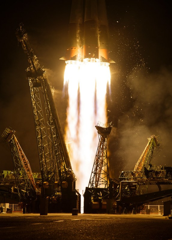 Expedition 52 Launch (NHQ201707280019)