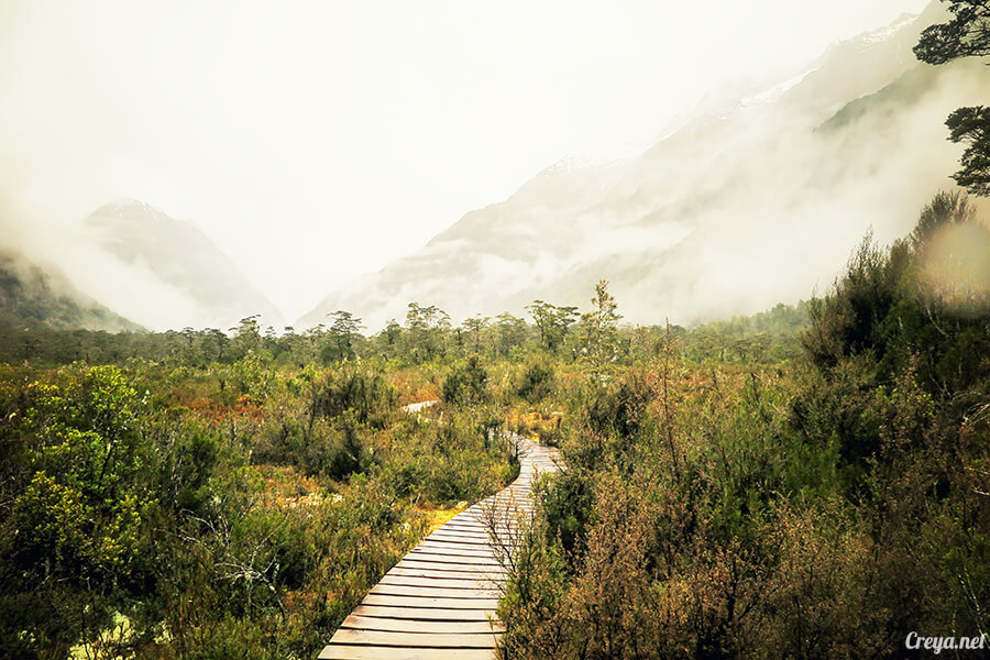 2017.07.28 | 紐到天涯海腳| 認識能爬要拜阿密托佛的紐西蘭最熱門的步道 - 米佛步道 Milford Track 17.jpg