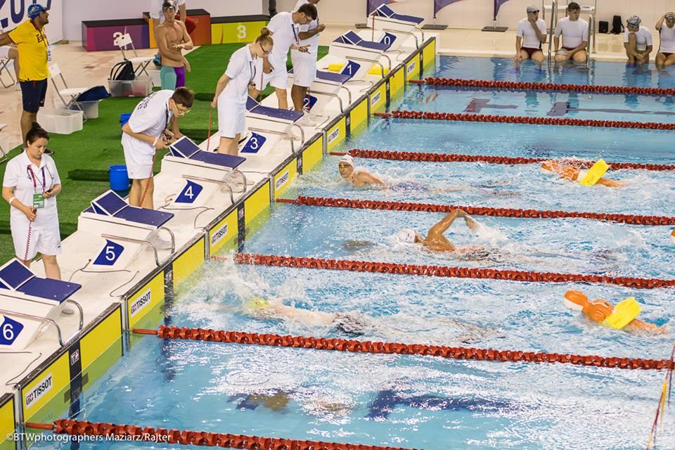 World Games #lifesaving part 3 qualifiche