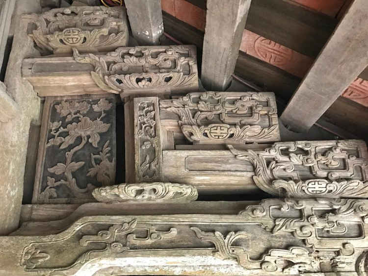 Ancient Village Carvings