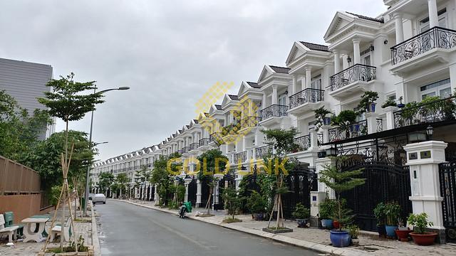 """Công Ty Gold Link chuyên """"MUA BÁN-CHO THUÊ"""" các căn biệt thự và nhà phố ở KDC Cityland Garden Hills."""