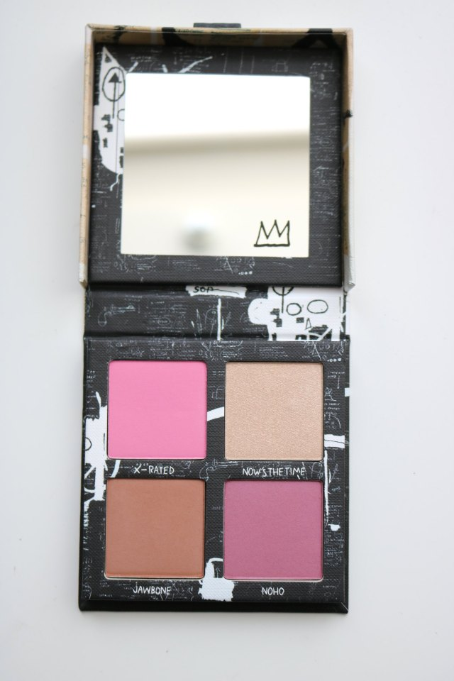 Palette opened