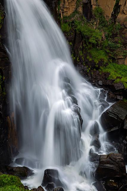 North Clear Creek Waterfall