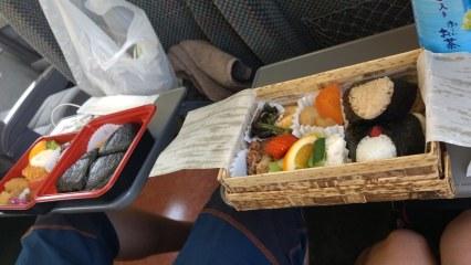 Train: Matsumoto - Nagoya - Tokyo