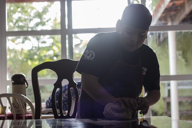 Minichef, um empreendedor de mão cheia