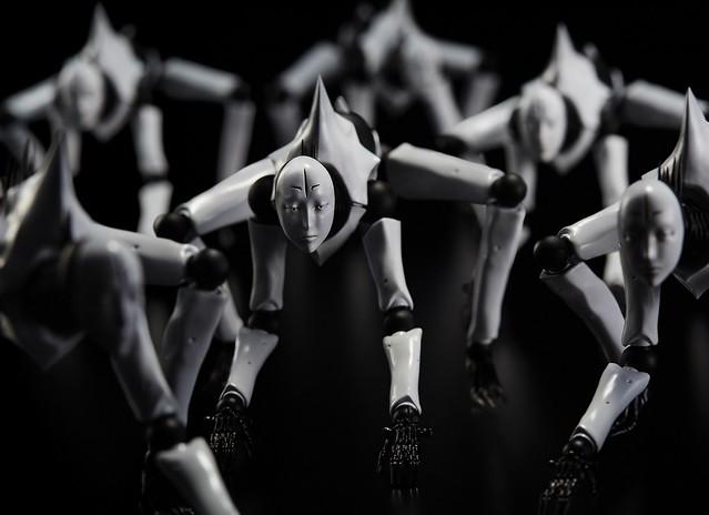 東亞重工製行試體 - 黑疾 & 黑疾(戰損版)同步發行!   玩具人Toy People News