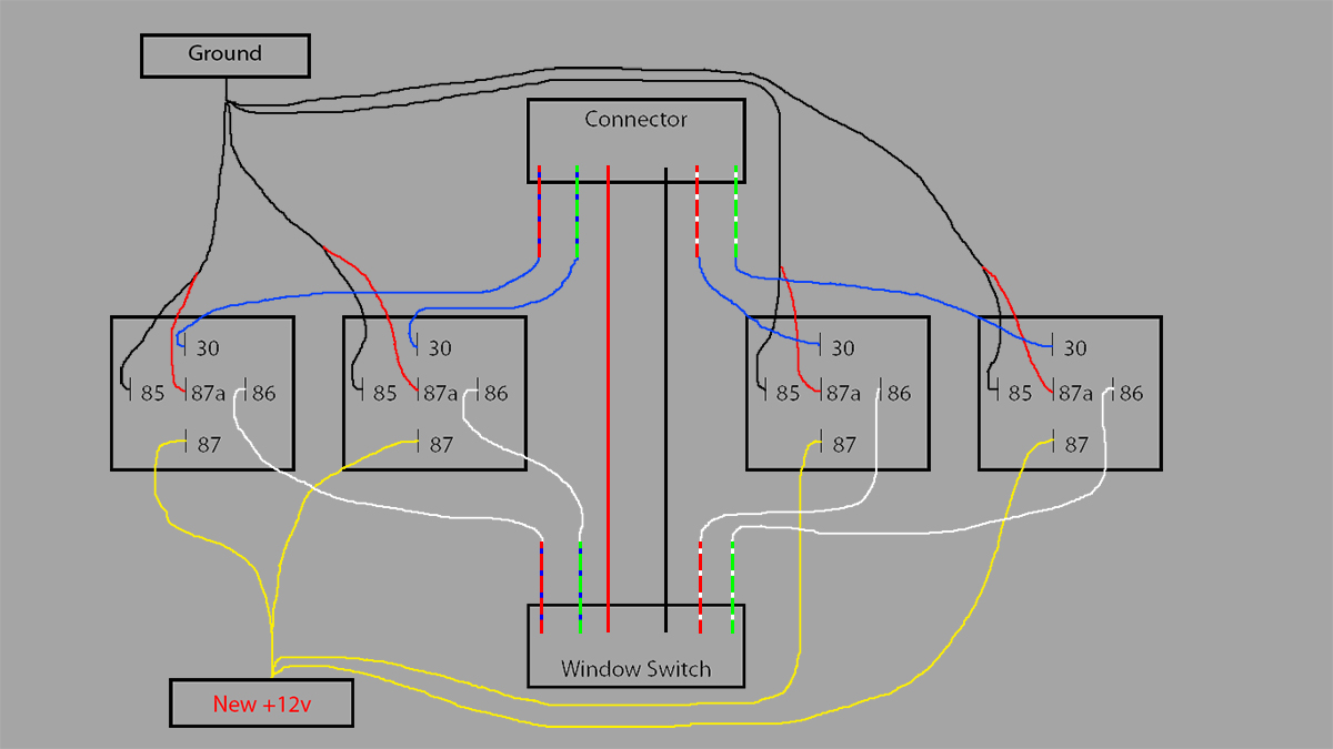 hight resolution of rx7 power window wiring diagram wiring diagram inside1990 rx7 power window wiring diagram wiring diagram query