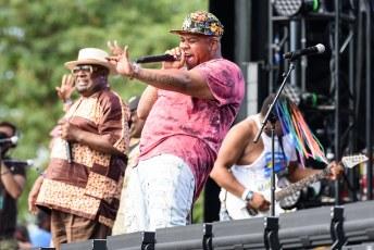 George Clinton & Parliament Funkadelic @ Pitchfork Music Festival, Chicago IL 2017