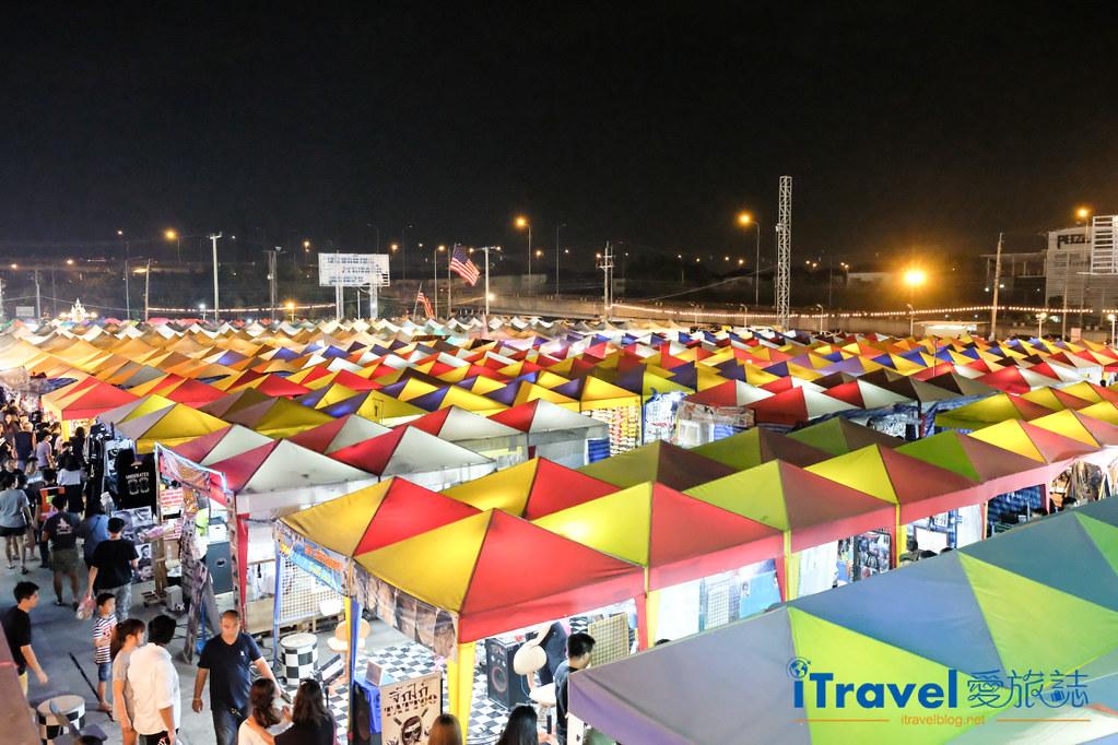 曼谷空佬2号夜市 Klong Lord 2 Market 01