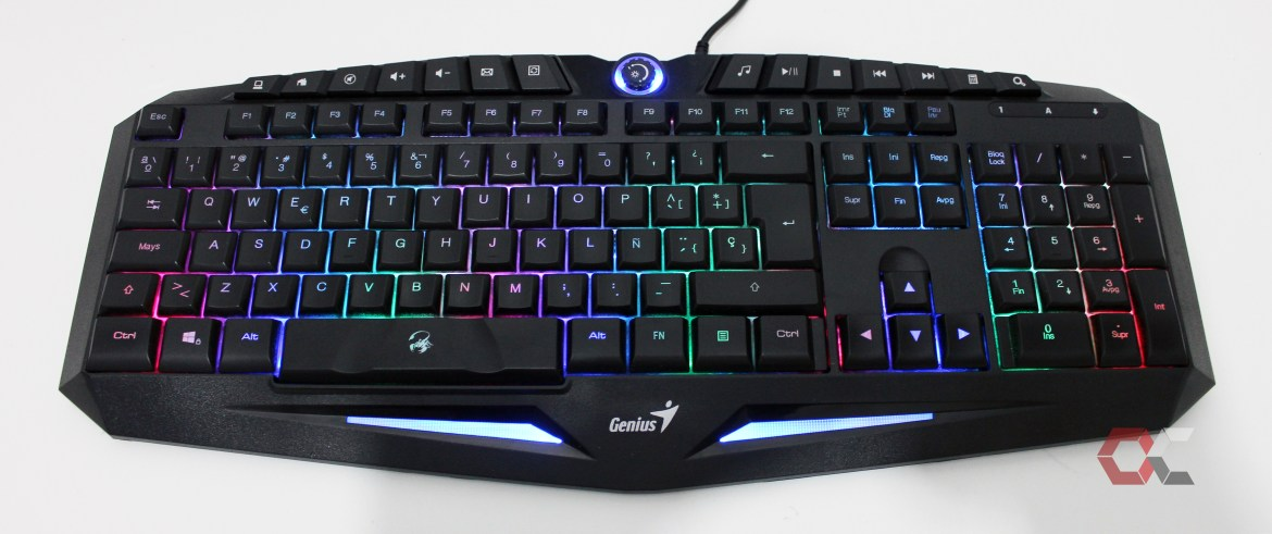Review GX Gaming Scorpion K9