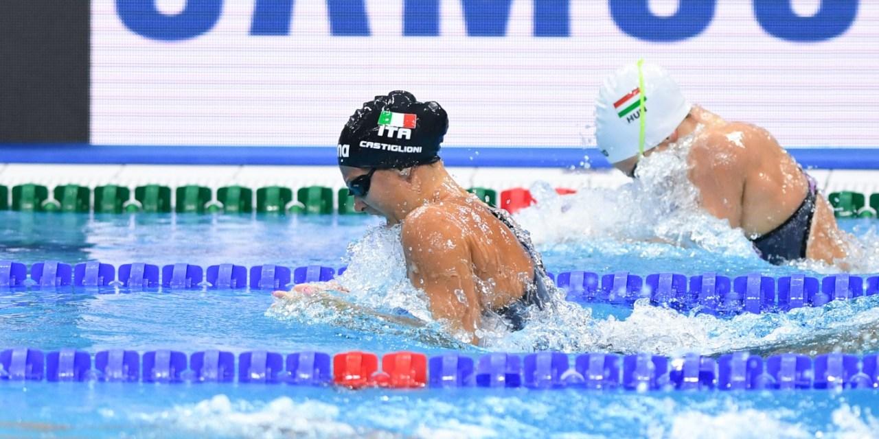 Budapest 2017 day7, bene la Castiglioni, Paltrinieri e Detti in finale dei 1500