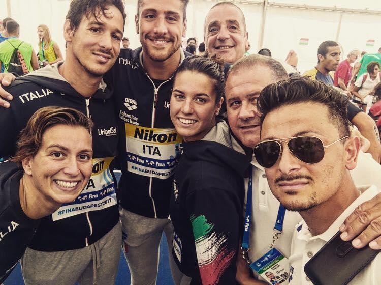 Mondiali Budapest 2017, Italia di bronzo nella 5 km a staffetta