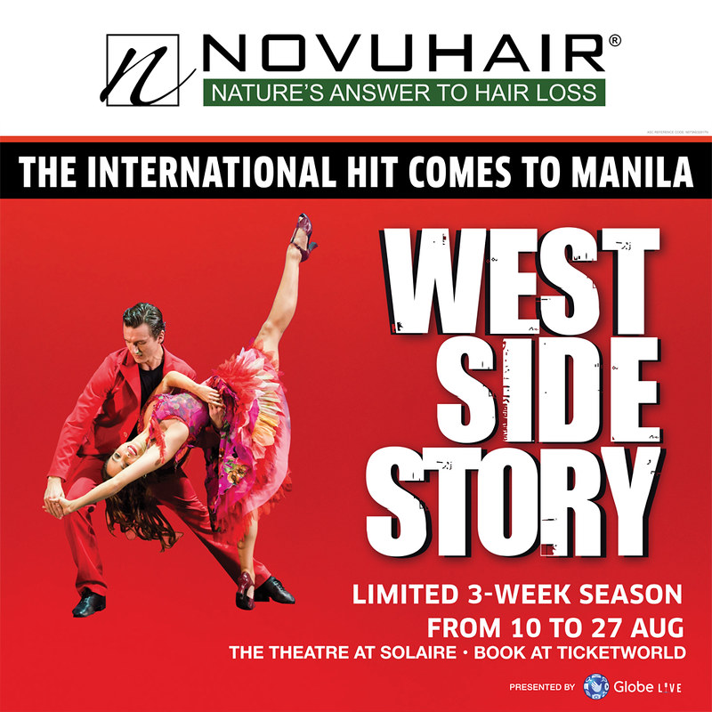 NOVUHAIR WEST SIDE STORY