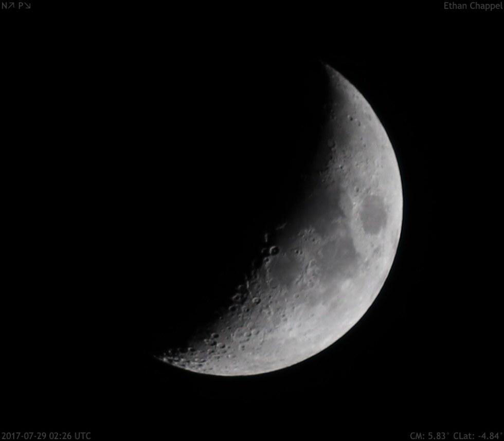 Moon - 2017/07/29