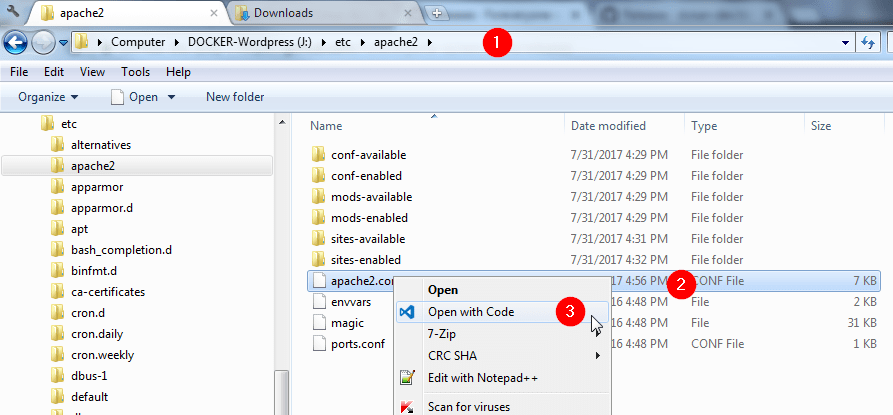 network drive edit file