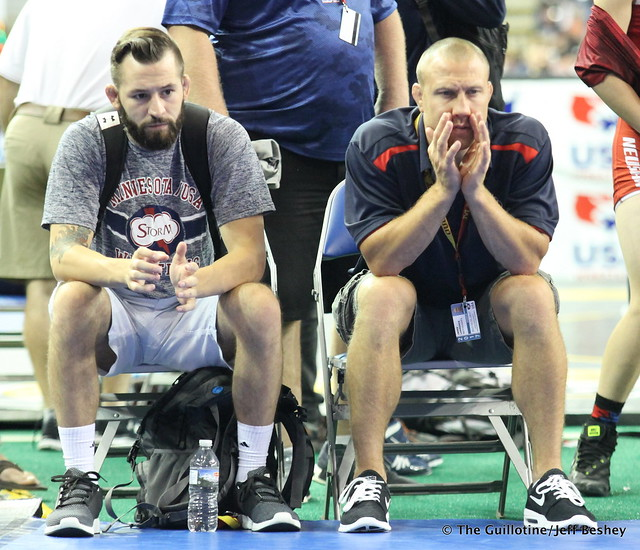 Coaches Justin LaValle and Jared Lawrence - 170715AJF0076